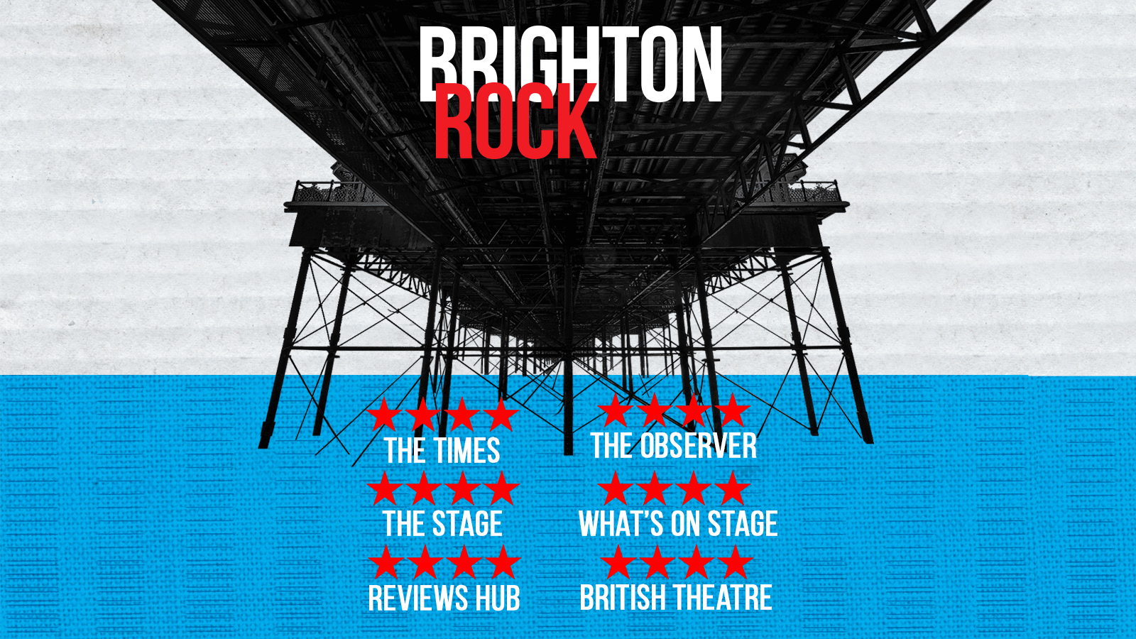Brighton Rock - UK Tour 2018